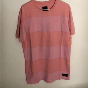 NWT Pink Striped Barney Cools Tee